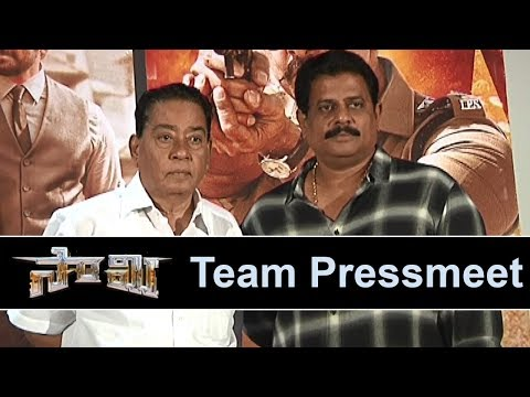 Saamy Movie Team Pressmeet Event