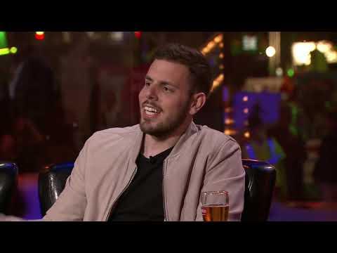 Entrevue - Juste pour rire en direct
