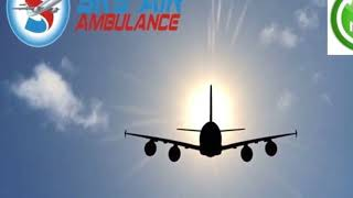 Excellent Air Ambulance in Dimapur with Facility of Paramedical Staffs