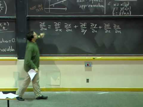 Lecture 15: Partial Differential Equations | Video Lectures