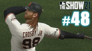 SHOWING OFF UNLIMITED POWER! | MLB The Show 21 | Road to the Show #48