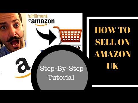 International UK Seller-How To Sell On Amazon UK As An International Seller