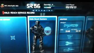 how to get the military police helmet on halo reach on xbox