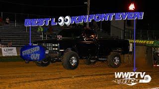 Small Block 4x4 Trucks At Millers Tavern July 25 2020