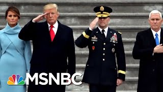 Trump Pulls Plug On Military Parade, Plan To Privatize War In Afghan Resurges | MTP Daily | MSNBC