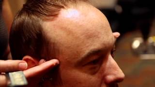 Grooming Tips For Men: Hairstyle Tips And Tricks For Thinning Hair