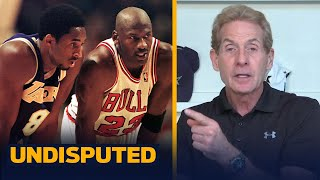 Skip Bayless on Kobe and Jordan's connection: 'It stunned me' | NBA | UNDISPUTED