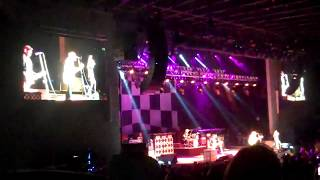 """Bethel Woods NY """"Never Had Alot To Lose"""" & """"Goodnight There"""" Cheap Trick 7 14 17"""