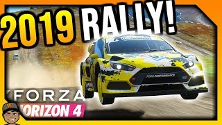 Forza Horizon 4 Live: 2019 Rally! *Open Lobby!*