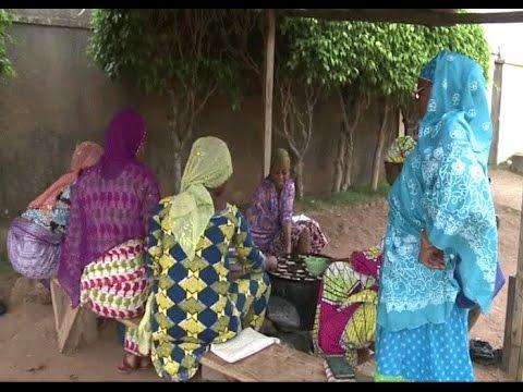 Recherche femme africaine vivant en france