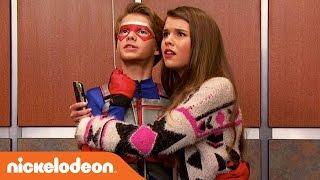Henry Danger | Elevator Kiss | Nick