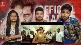 M BROS REACTION ON Saamy² - Trailer   Chiyaan Vikram, Keerthy Suresh   Hari
