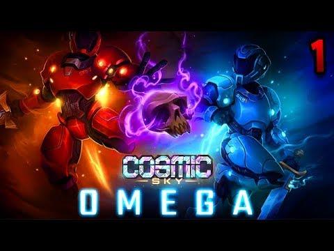 Minecraft: Omega Skyblock Ep. 1