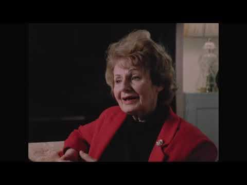 Přehrát video: Other Europe: Interview with Heda Margolius-Kovály, January 10, 1988