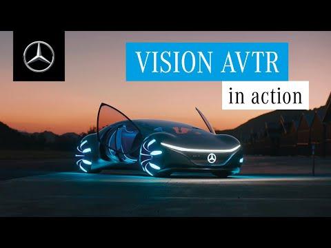 Vision AVTR in Action