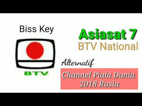 Btv National || New Biss Key Working Asia Cup 2018 - смотреть онлайн