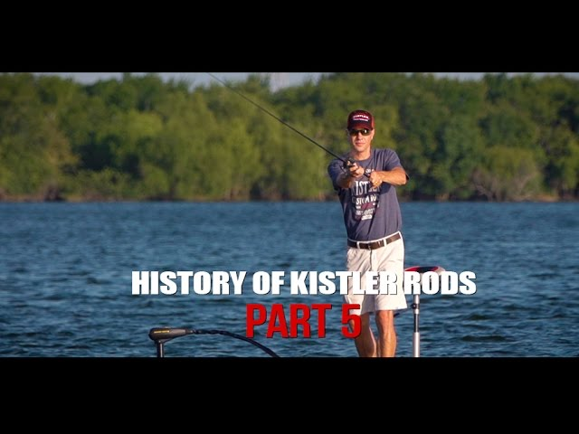 History of Kistler Rods Part 5, Fishing Videos