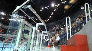 preview picture of video 'Sport Hall, Hala widowiskowo-sportowa Toruń Cz.1, Bema, Grzegorz Orzechowski'