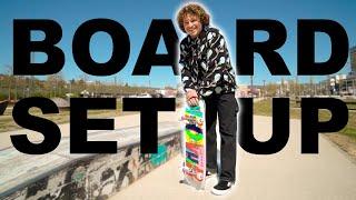 Mein Skateboard Setup :)