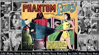 "Phantom Lady: Police Comics #02, ""The Kidnapped Ambassador"""