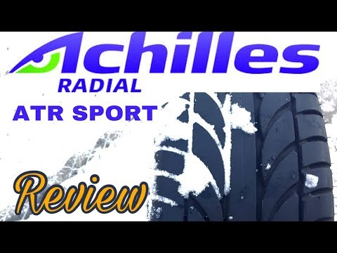 Budget Tire: Achilles ATR Sport Tire Review