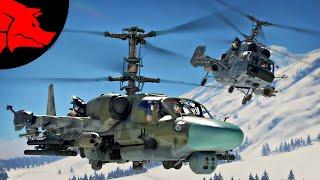 Ka-52 & Ka-29 Preview    War Thunder 1.97 Dev Server [Helicopters]