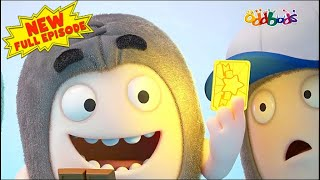 Oddbods |  New | THE GOLDEN TICKET | FULL EPISODE | Funny Cartoons For Kids