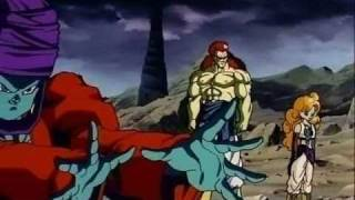 Dragon Ball Z : Ballad Of the Paralyzed Bojack and Broly's Suffocation