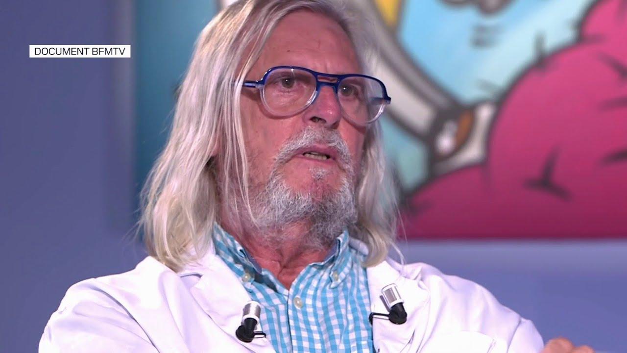 """Didier Raoult: """"Les gens qui meurent auraient dû être vaccinés"""""""