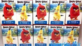 Энгри Бёрдс В Кино Angry Birds Movie - СВИТ БОКС - КОРОБОЧКИ-СЮРПРИЗЫ с игрушками Злых Птиц и Свинок
