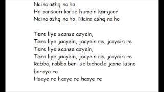 Ashq Na Ho Full song lyrics - Holiday ( 2014 ) singer Arijit Singh (http://www.chatadda.in/)