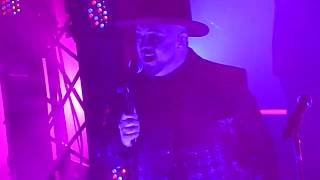 The Twin (Boy George) - Generations Of Love - Scala, London - January 2019