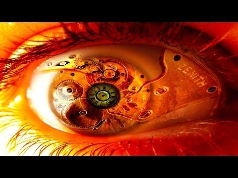Точки в глазу зрение