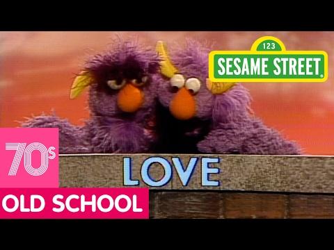 Sesame Street: Two-Headed Monster Discovers Love