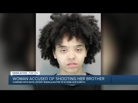 Prosecutors: Sister alleges she removed magazine from gun before fatally shooting little brother