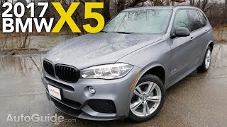 2017 BMW X5 Review