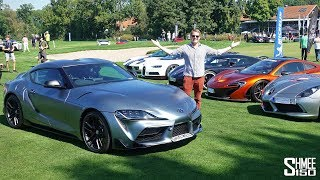 i took my agera to the craziest supercar shmee!