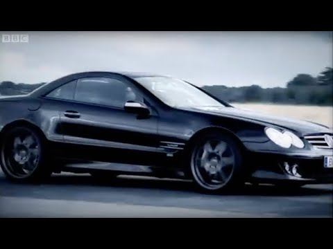 Mercedes Brabus SL Review | Top Gear