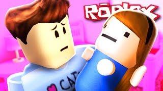 Бездомный Ребенок в ROBLOX и играем за родителей симулятор родителей в Роблокс новые серии