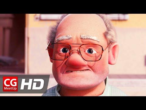 "CGI Animated Short Film: ""Arturo and the Seagull"" by Luca Di Cecca | CGMeetup"