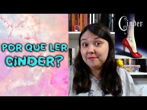 Por que ler Cinder? - resenha sem spoilers