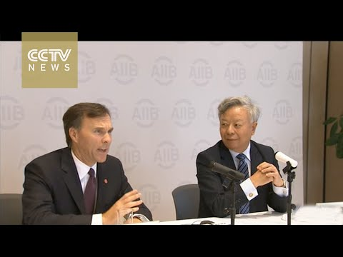 Canada applies to join AIIB