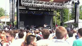 Kurt Vile Runner Ups Pitchfork Festival 2011