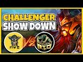 PLAYING TOP AGAINST ONE OF THE BEST RENEKTONS ALIVE | Challenger Tryndamere - League of Legends