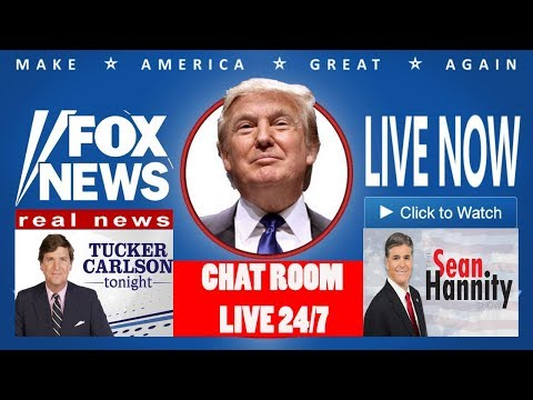 Fox News Live Today - The Five - Tucker Carlson Tonight - Sean Hannity
