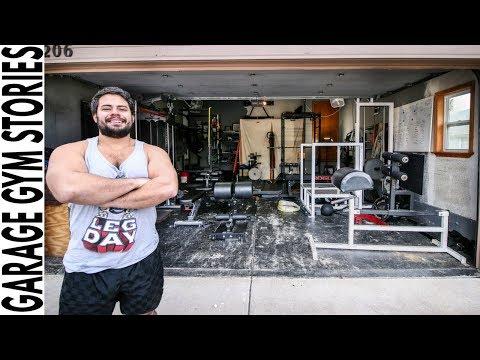 Dane miller garage strength gym farm living earth fed