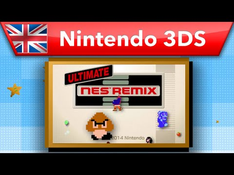 Ultimate NES Remix - Launch Trailer (Nintendo 3DS) thumbnail