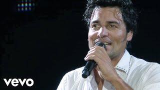 Chayanne - Y Tú Te Vas (Live Video)