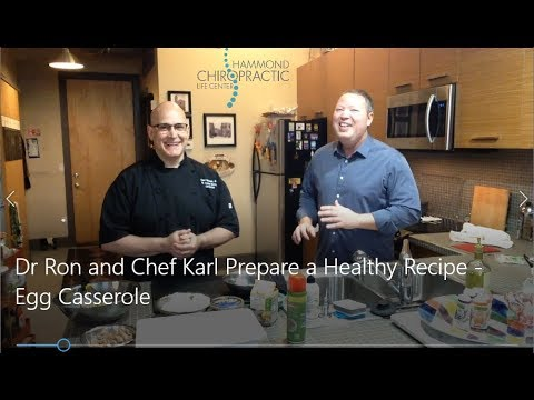 Egg Casserole Recipe