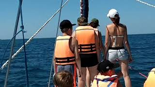 Выход в море1